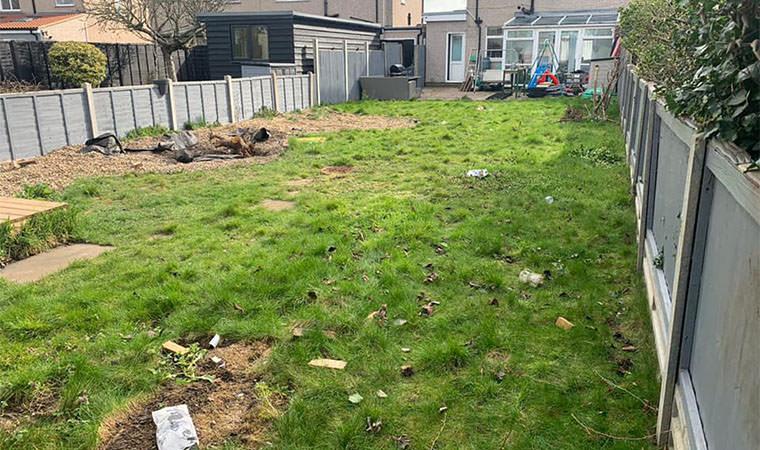 Lawn in Bexleyheath