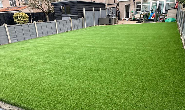 Synthetic lawn Bexleyheath