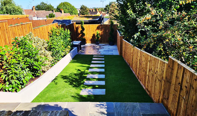 Fixed lawn Crayford